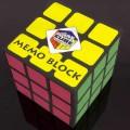 Bloc Notes Rubik's Cube