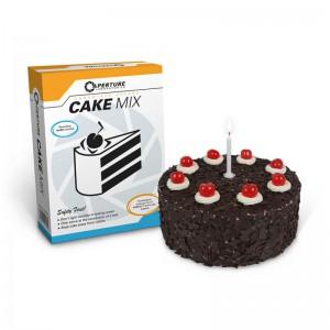 Préparation pour Gâteau Portal 2 Chocolat Cerise
