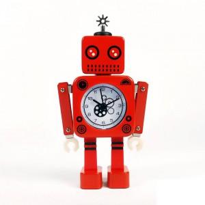 Réveil Robot Cube