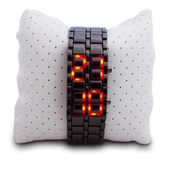 La montre design sans cadran