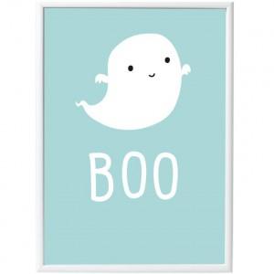 Poster Fantôme Boo