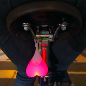 Bike balls, les testicules de vélo