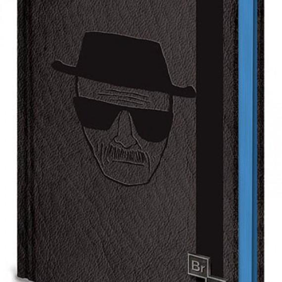 Carnet de notes A5 Premium A5 Heisenberg