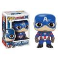 Figurine Pop! Marvel Civil War Captain America