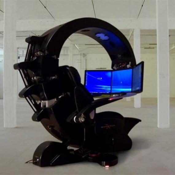 Le bureau d'ordinateur parfait - Emperor 200