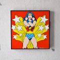 Tableau Laminé Wonder Woman