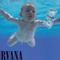 Drapeau poster Textile Nevermind Nirvana