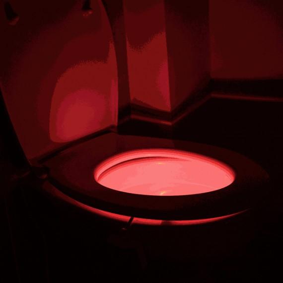 Lumicuvette - Toilettes lumineuses
