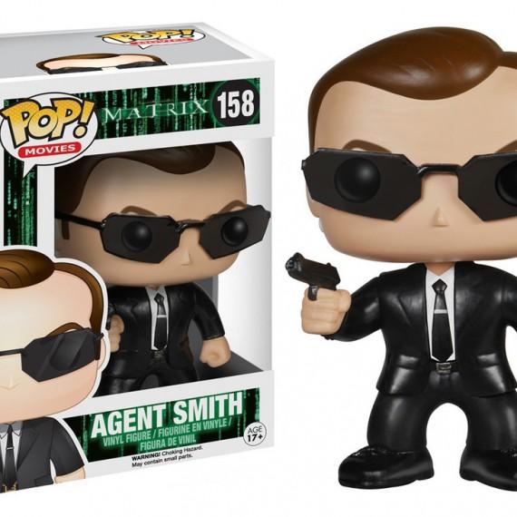 Figurine Pop Agent Smith Matrix