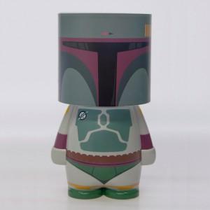 Lampe d'ambiance Boba Fett Star Wars