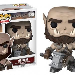 Figurine Pop Orgrim Marteau-du-Destin Warcraft
