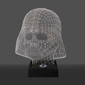 Lampe Illusion Dark Vador Star Wars