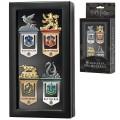 Set 4 Marque-Pages Harry Potter Maisons de Poudlard