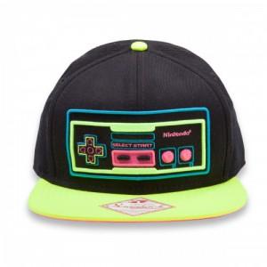 Casquette Nintendo NES Fluo