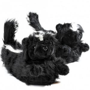 Chaussons animaux Mouffette