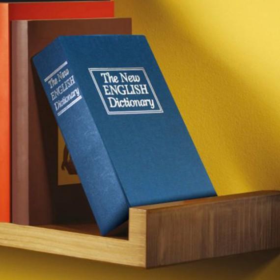 Livre coffre-fort Dictionnaire