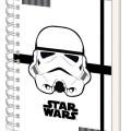 Notebook A5 Spirale Stormtrooper Star Wars