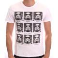 T-shirt Homme Trooper emotions - Star Wars