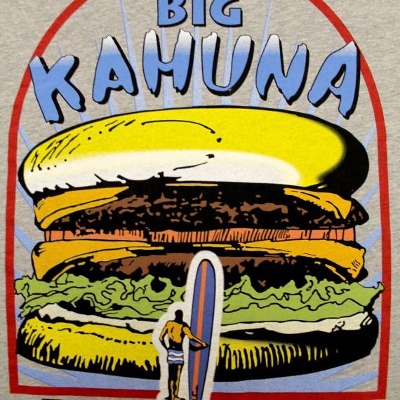 T-shirt Homme Big Kahuna Burger - Tarantino