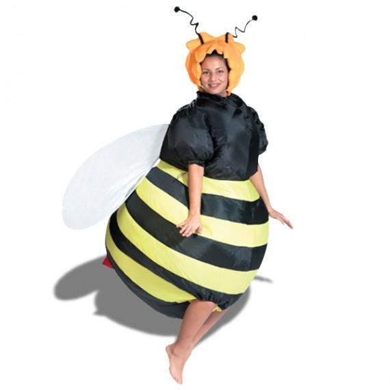 Déguisement abeille géante gonflable