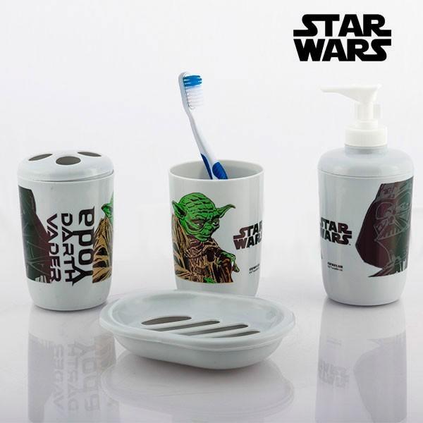 Accessoires pour salle de bain star wars commentseruiner - Accessoires pour salle de bain ...