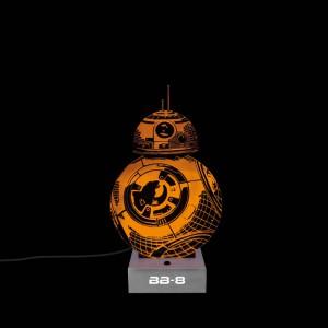 Lampe Star Wars BB8