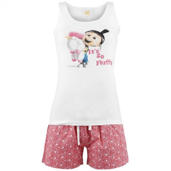 Pyjama Minions Fluffy Licorne