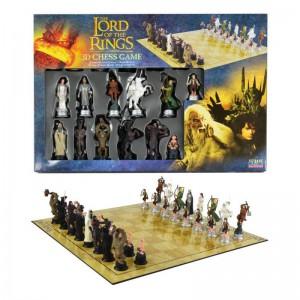 Le Seigneur des Anneaux jeu d'échecs
