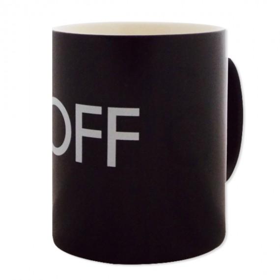 Mug thermoréactif ON/OFF