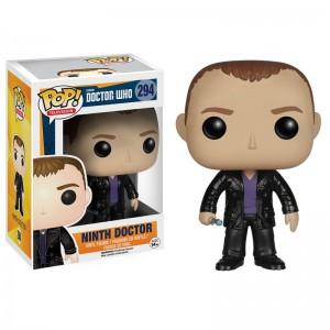 Figurine Doctor Who - 9th Doctor Pop 10cm