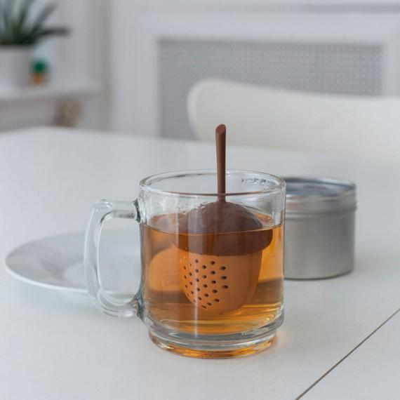 Infuseur à thé en forme de gland