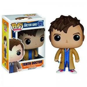 Figurine POP Doctor Who 10th Doctor