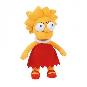 Peluche Lisa Simpson