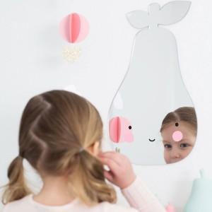 Miroir Poire mignon