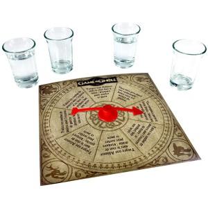Jeu de roulette à boire Game of Gnôle