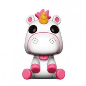 Figurine Pop! Fluffy - Moi, moche & méchant