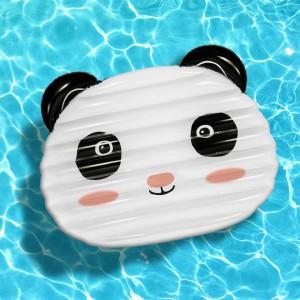 Matelas gonflable panda géant