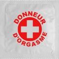 Préservatif Donneur d'orgasme