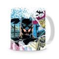 Mug DC Comics Batman Graffiti Symbol
