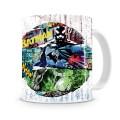 Mug DC Comics Batman Graffiti Circle