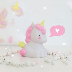 Veilleuse mini licorne