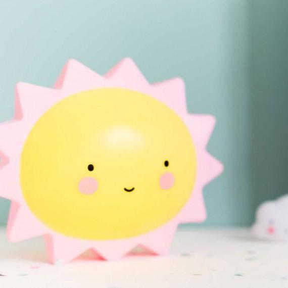 Veilleuse mini Soleil