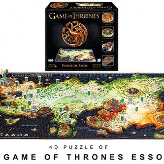 Puzzle en 4 dimensions Game Of Thrones - Essos