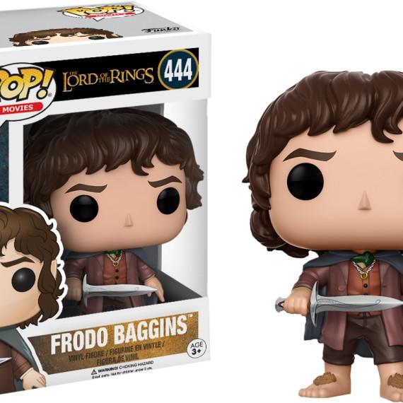 Figurine Pop! Le Seigneur des Anneaux Frodon