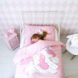 Parure de lit - Licorne