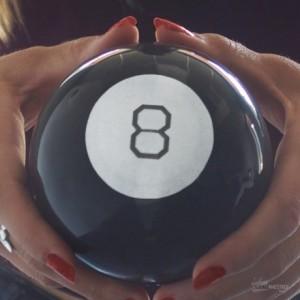 La fameuse magic 8 ball