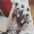 Chaussons animaux Koala