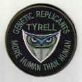 Ecusson Blade Runner Tyrell