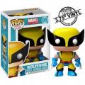 Figurine POP Marvel Wolverine Jaune X-men