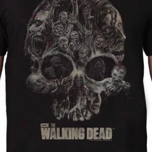 T-shirt Homme Daryl fight the Dead - Walking Dead